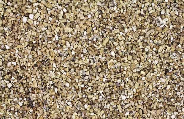 vermiculite daemmung